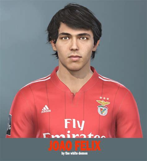 PES 2019 Faces João Félix Sequeira by Jarray & The White ...
