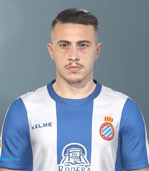 PES 2019 Faces Mario Hermoso by Lucas Facemaker ...