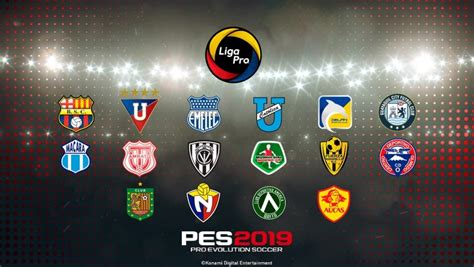 PES 2019 PS4 Option File Liga Pro Ecuador Season 2019 ...