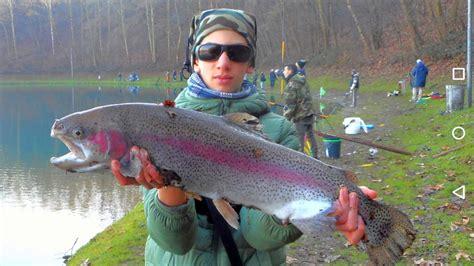 Pesca alla trota big a striscio al nuovo lago maggiore ...