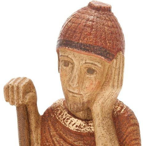 Pesebre de Otoño de madera pintada | venta online en HOLYART