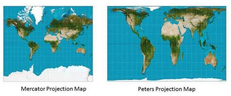Peter s Projection Map by Arno Peters