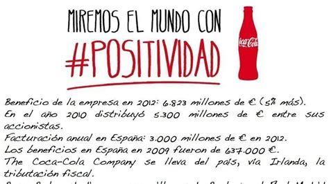 Petición · No al cierre de la planta de Coca Cola en ...