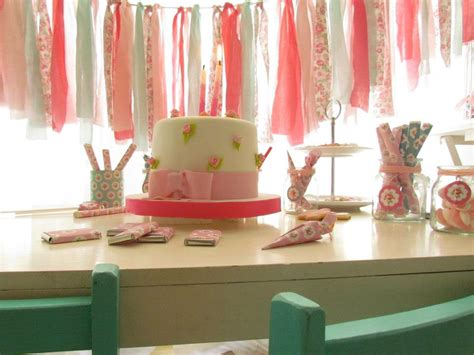 Petit Deco Casa: Decoración Cumple de una nena!!