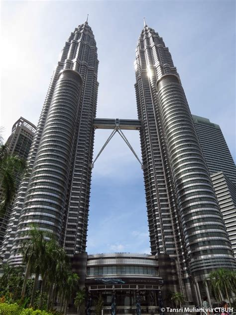 Petronas Twin Tower 1   The Skyscraper Center