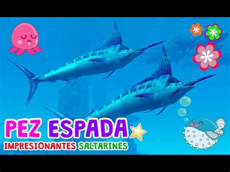 PEZ ESPADA, IMPRESIONANTES SALTARINES   YouTube