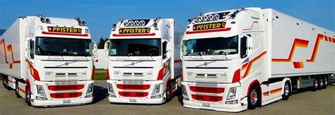 Pfister Transporte: Ihr Partner rund um die Logistik ...