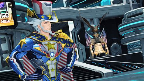 Phantasy Star Online 2's Independence Day Event begins ...