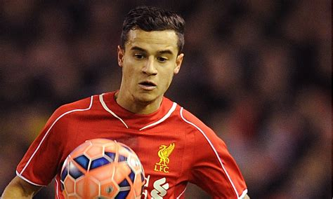 Philippe Coutinho says new long term Liverpool contract ...
