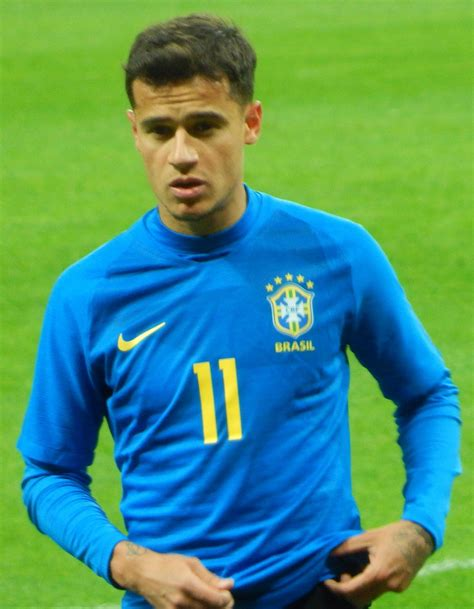 Philippe Coutinho   Wikipedia