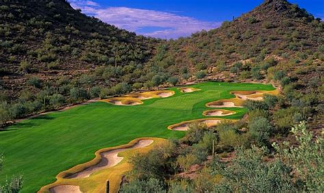 Phoenix and Scottsdale golf courses   Clublender