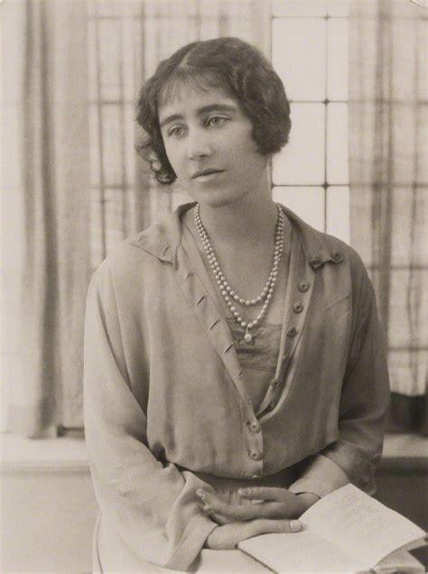Photo by Unknown artist in 1920s of Queen Elizabeth ...