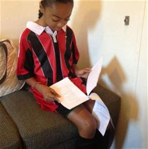 Photo: Skai Jackson Working On  My Dad s A Soccer Mom ...