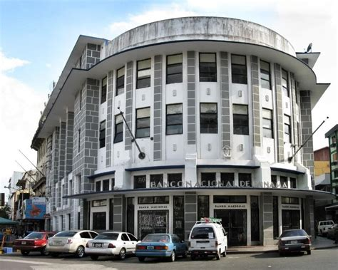 Photograph of the Day: An Old Bank Building in Panama ...
