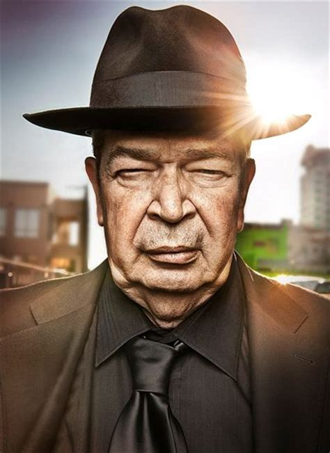 Photographing Richard Harrison: The Softer Side of Pawn ...