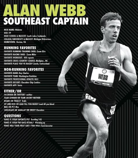 Photos   2012 NXN Elite Athlete Captains   Alan Webb ...
