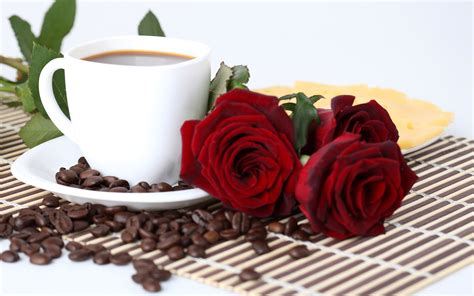 Photos Roses Coffee Wine color Grain Flowers Cup Food ...