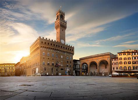 Piazza della Signoria in Florence, Italy | AIFS Study ...