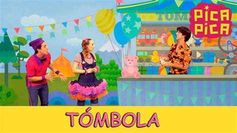 Pica Pica   Tómbola  Videoclip Oficial    YouTube