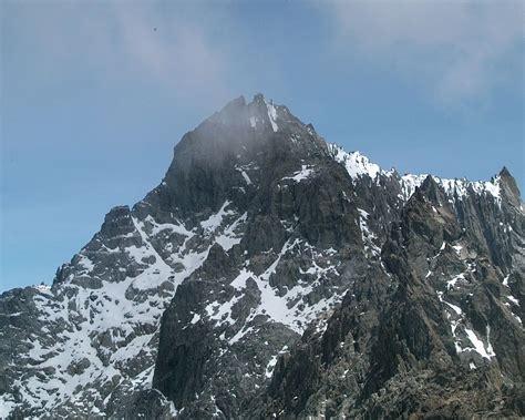 Pico Bolívar — Wikipédia
