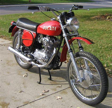 Pictures of my  new  1971 Ducati 125 Scrambler SS   ducati ...