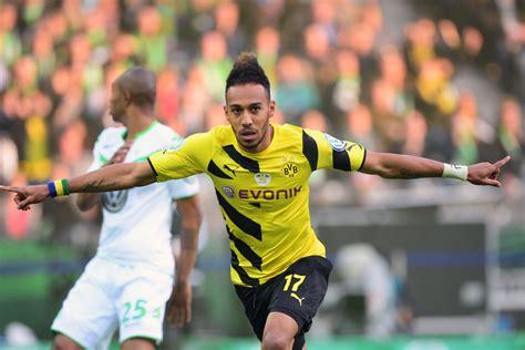 Pierre Emerick Aubameyang: Borussia Dortmund star ...
