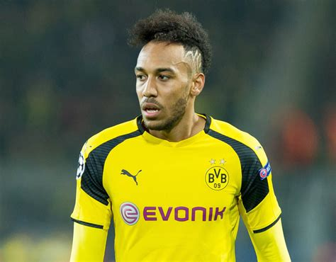 Pierre Emerick Aubameyang: Dortmund chief reveals the only ...