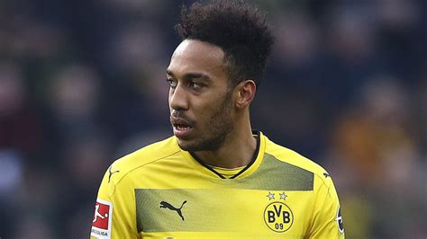 Pierre Emerick Aubameyang misses Dortmund team bus trial ...