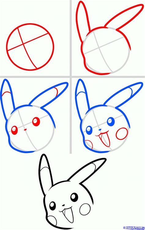 Pikachu sketch found on Google   Easy drawings, Easy ...