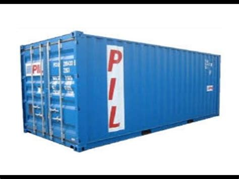 PIL Container Tracking Guide   YouTube