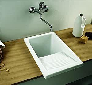 Pila para lavar Riba – Dimensiones: 39 x 60 cm ...