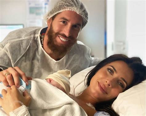 Pilar Rubio posa radiante con su hijo Máximo Adriano en brazos