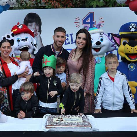 Pilar Rubio y Sergio Ramos celebran el cumpleaños de su ...