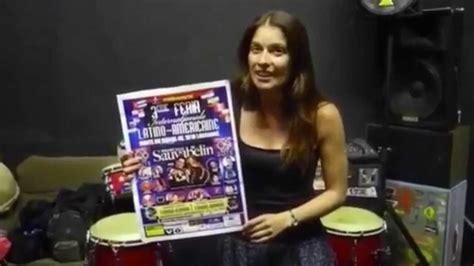 Pilar Velazquez invita a la 3ra Feria Latinoamericana en ...