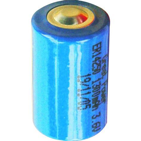 Pile lithium 3.6 v EDEN P36l2 | Leroy Merlin
