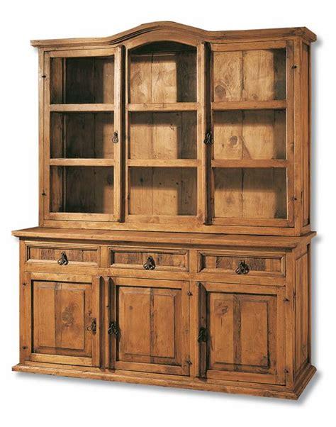 Pin about Muebles y Muebles de madera on Vitrinas rústicas