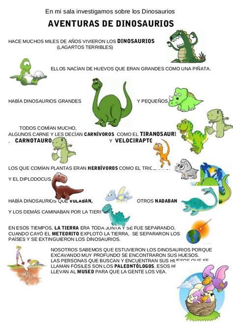Pin by Beatriz Fernandez on Projectes | Dinosaur projects ...