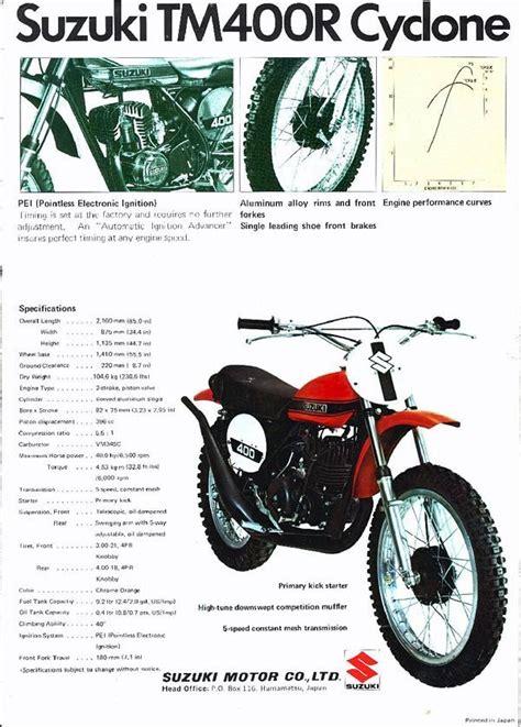 Pin by David Hughes on SUZUKI 1970s | Suzuki bikes, Suzuki ...