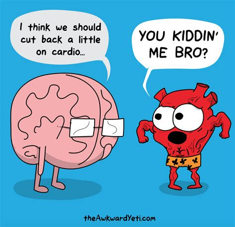 Pin by Debbie Jones on The Awkward Yeti cartoons | Awkward ...