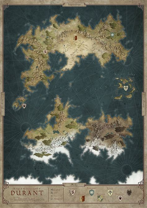 Pin by Dominique Paquin on RPG | Fantasy map, Fantasy ...