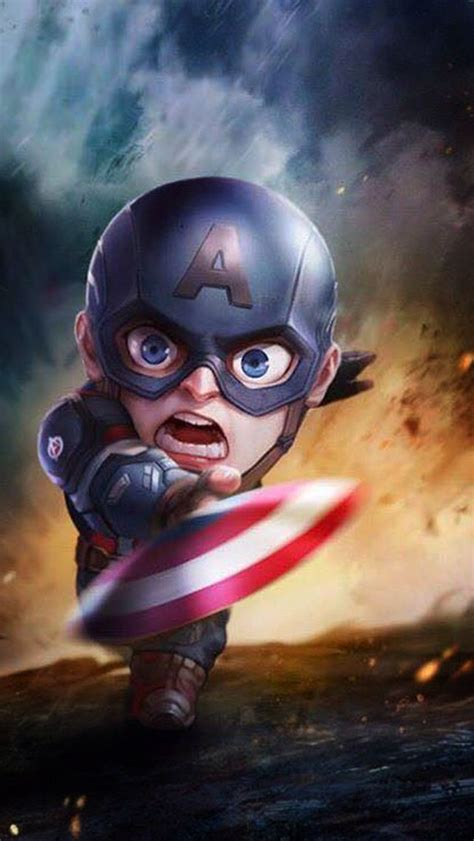 Pin by Eddie Viramontes on Silly | Chibi marvel, Avengers ...