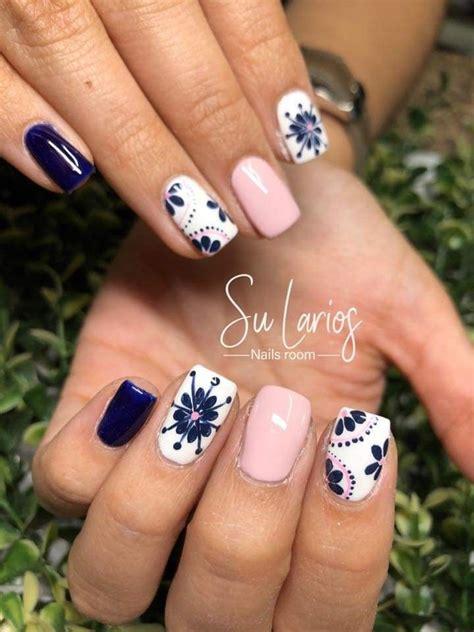 Pin by Gaudy Arias on Uñas   Nail designs, Spring nail art ...