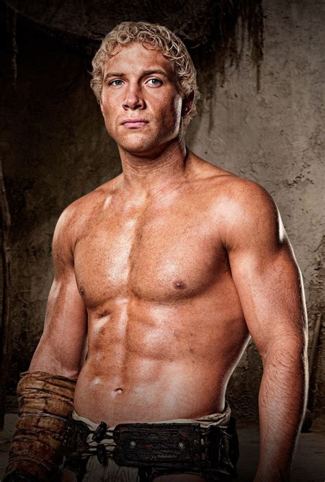 Pin by Marc Rutherford on Spartacus | Spartacus actor ...