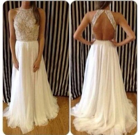 Pin by Paola M. Lopez Adames on Vestidos   Backless prom ...