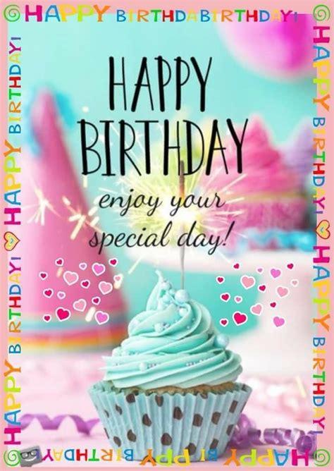 Pin by ᒍEᗩᑎᑎIE OᖇᑕᕼᗩᑎO on HAPPY BIRTHDAY   Happy birthday ...