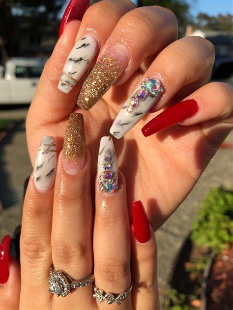 Pin de Carolina Valdivia en Unas..   Manicura de uñas ...