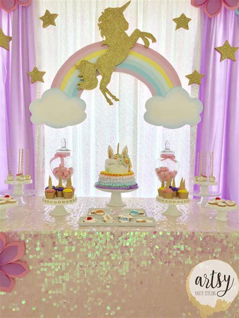 Pin de Chung en Unicornios | Ideas de fiesta unicornio ...