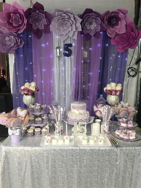 Pin de Cisne Events Planner en Mesa de dulces | Decoracion ...