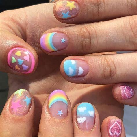 Pin de Eli Mo en Diseños de uñas   Manicura de uñas, Uñas ...
