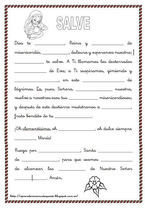 Pin de Elizabeth Saavedra en Catecismo católico ...